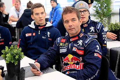 """Loeb a """"un peu plus d'ambition"""" que l'année dernière"""