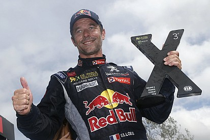 Loeb continua nel Mondiale Rallycross con Peugeot-Hansen