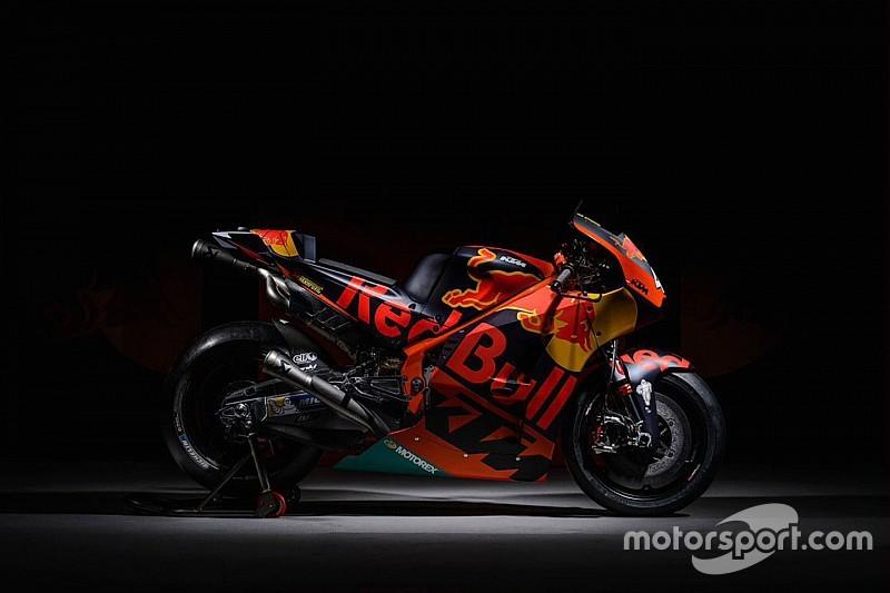 KTM présente officiellement la RC16, son bolide en MotoGP