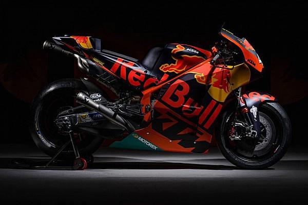 MotoGP Ultime notizie La KTM presenta la RC16, l'arma con cui si lancia in MotoGP