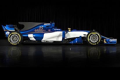 Sauber ouvre une nouvelle ère pour sa 25e saison en F1