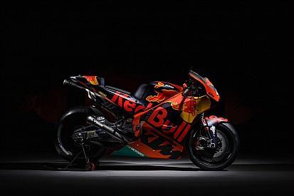 KTM revela pintura da RC16 para temporada da MotoGP