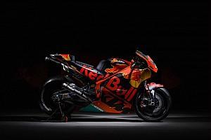 MotoGP Últimas notícias KTM revela pintura da RC16 para temporada da MotoGP