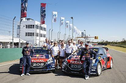 Peugeot-Hansen souhaite jouer les deux titres cette année