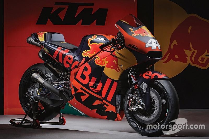 Fotogallery: la presentazione della KTM RC16 di Espargaro e Smith