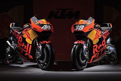 Bildergalerie: Die neue KTM RC16 für die MotoGP 2017