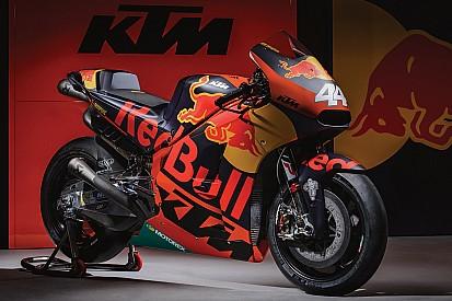 «Красные быки» на двух колесах: презентация KTM RC16