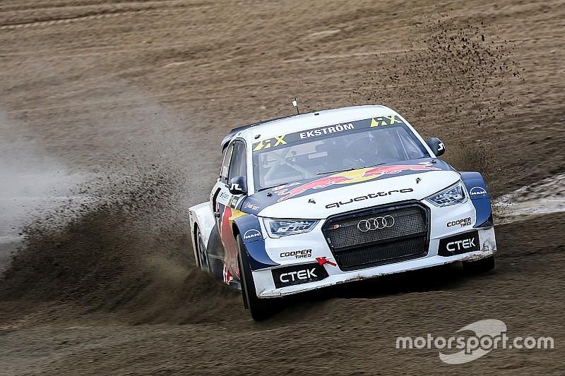 Une troisième Audi EKS pour Reinis Nitiss
