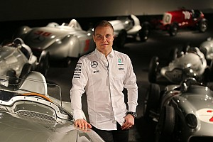 F1 Entrevista Bottas está listo para una