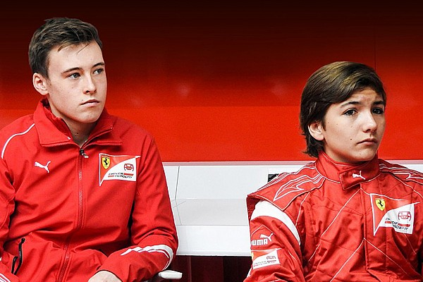 Ferrari ikilisi Fittipaldi ve Armstrong, Prema ile F4'de yarışacak