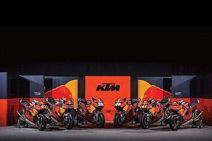 GALERIA: pintura da KTM para temporada 2017