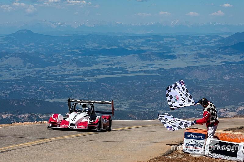 Romain Dumas va défendre son titre à Pikes Peak