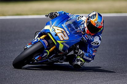 Rins: Şimdi MotoGP sürücüsü gibi hissediyorum