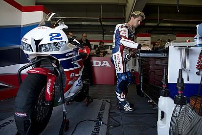Supersport testlerinin lideri Jacobsen