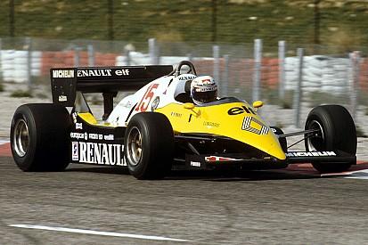 Fotogallery: tutte le Formula 1 Renault dal 1977