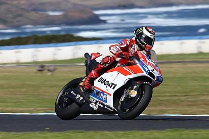 """Lorenzo: """"Non ho nessun rimpianto per aver scelto la Ducati"""""""