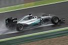 Formula 1 F.1: prove di pista bagnata a Barcellona in vista dei test 2017