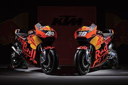 KTM promete fornecer motos a time privado em 2018
