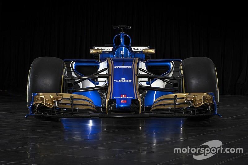 技术分析:索伯2017款C36赛车