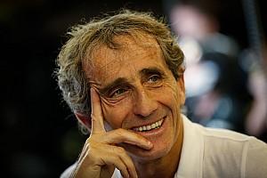 Formule 1 Actualités Alain Prost devient conseiller spécial de Renault F1