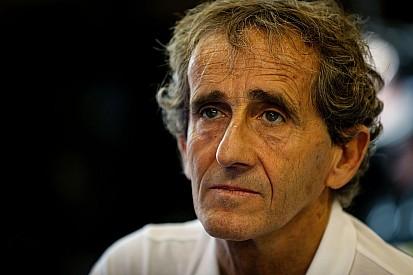 Prost se torna consultor especial da Renault