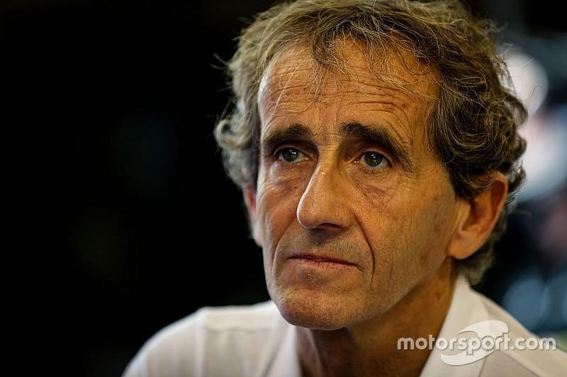普罗斯特担任雷诺F1车队顾问