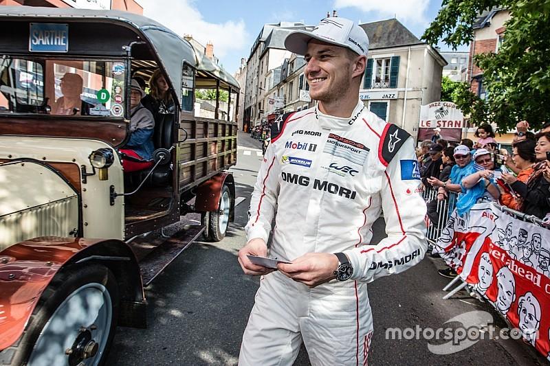 Hulkenberg não pretende voltar a Le Mans em 2017