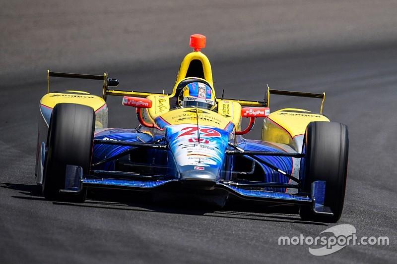 Andretti correrá cinco coches en las 500 de Indianápolis