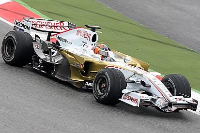 Galeri: Mobil Formula 1 Force India sejak 2007