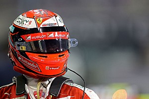 Formel 1 2017: Kimi Räikkönen bekommt Jungfernfahrt im neuen Ferrari
