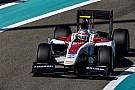 GP2 GP3-topper Albon promoveert naar GP2