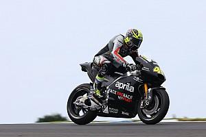 MotoGP Últimas notícias Espargaró diz que Aprilia lhe dá mais confiança do que Suzuki
