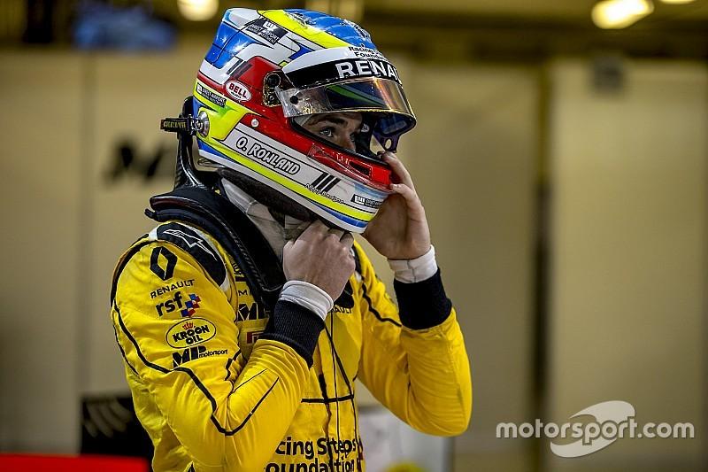 Rowland y Lynn, recambios para el ePrix de México