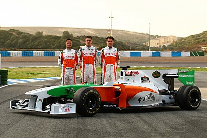 Rückblick: Alle Force-India-Präsentationen in der Formel 1 seit 2008