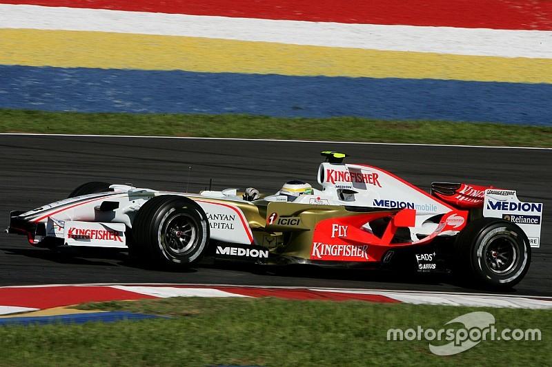 Galería: los coches de Force India en Fórmula 1
