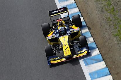 Rosenqvist, Lynn in contention for Super Formula seat