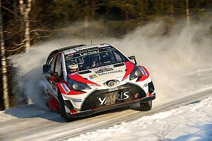 Toyota: Jari-Matti Latvala ist ein heißer Kandidat für den WRC-Titel