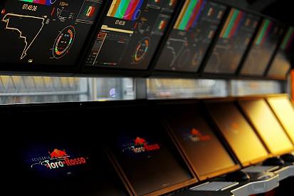 Toro Rosso STR12: interrotto il filming day di Misano per un guaio all'ERS
