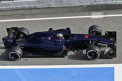 Formel 1 2017: Technische Probleme bei Shakedown für Toro Rosso