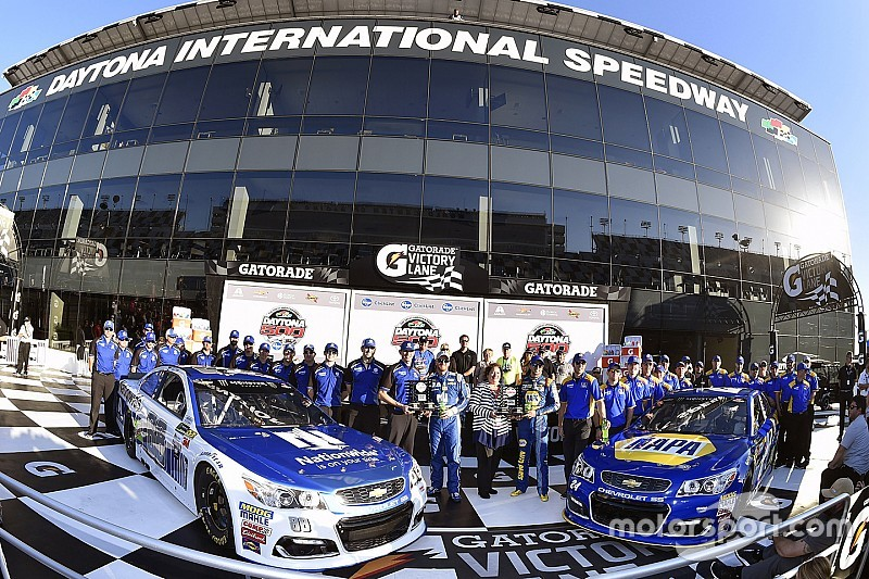 Hendrick Motorsports, el más valioso en la NASCAR