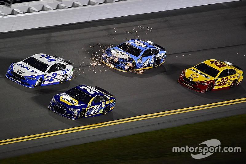 Harvick satisfecho con el rendimiento de Ford, ve a Penske favorito en Daytona