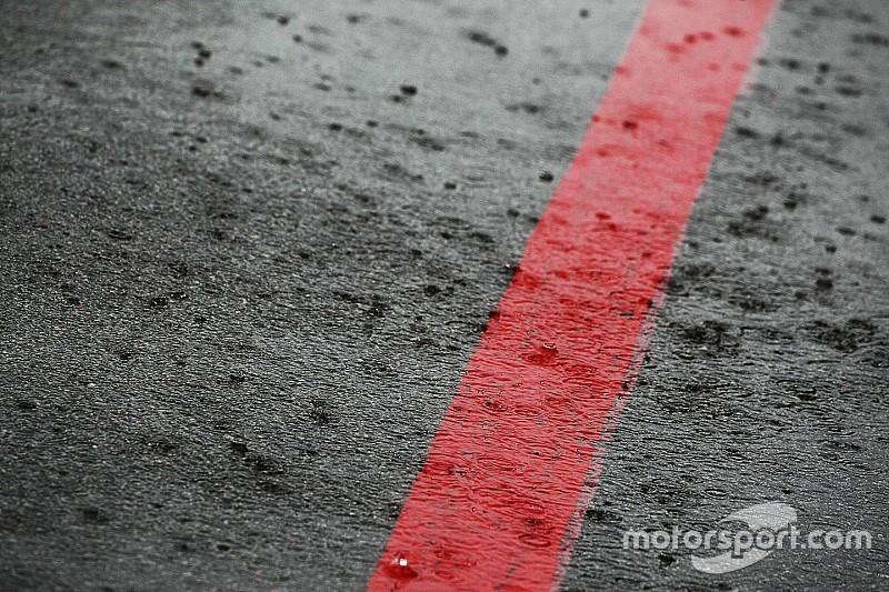 Maltempo protagonista nell'ultimo giorno di test a Jerez