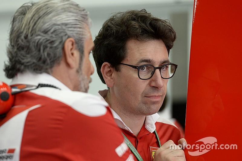 Ferrari SF70H: ecco tutti gli uomini di Mattia Binotto
