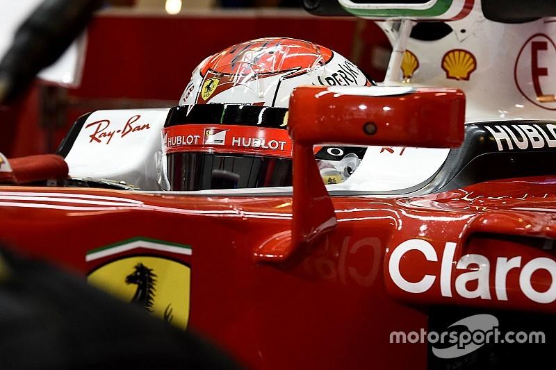 """Ferrari SF70H: primo giro a Fiorano con Raikkonen in 1'22""""45"""