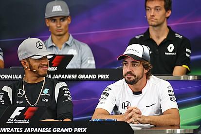 """Alonso: """"Si Hamilton hubiese mirado más la telemetría de Rosberg, habría ganado"""""""