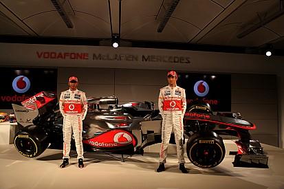 Rückblick: Alle McLaren-Präsentationen in der Formel 1 seit 2007