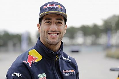 """Ricciardo: """"El nuevo Red Bull parece el coche más rápido del mundo"""""""