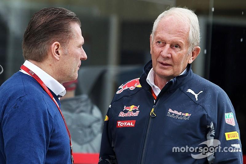 """Marko: """"Verstappen está listo para luchar por el título"""""""