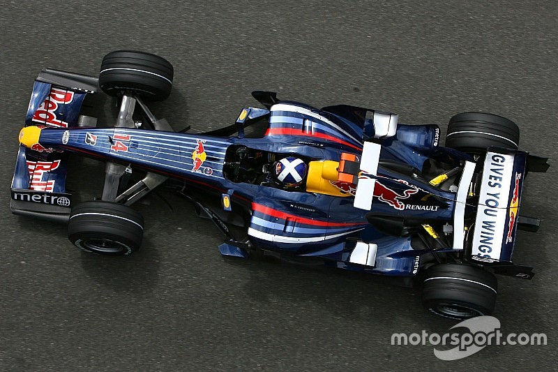 Photos - Les Red Bull F1 depuis 2005