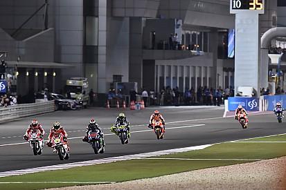 Para pembalap MotoGP khawatir balapan saat hujan di Qatar